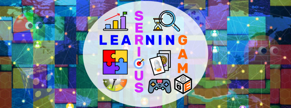 Ludopédagogie - Learning Serious Gaming